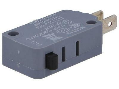 V15T16-EZ300 Microswitch without lever SPDT 16A/250VAC ON-ON