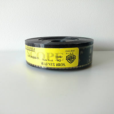 Lethal Weapon 4 35mm Movie Film Trailer VGC Australian Seller + Fast Shipping
