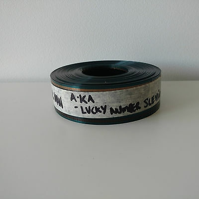 Lucky Number Slevin 35mm Movie Film Trailer VGC Australian Seller Fast Shipping