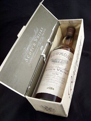1956 BOWMORE Islay Pure Single Malt Whisky 750ml (MW3) Isle of Wine