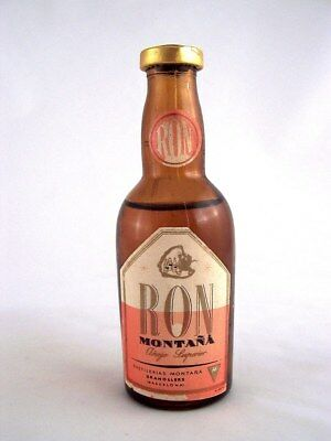 Miniature circa 1975 RON by MONTANA Isle of Wine