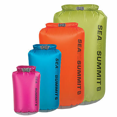 Sea to Summit Ultra Sil Dry Packs / Sacks - Various Colours and Sizes