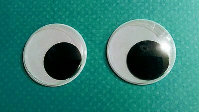 Giant Googly Eyes Magnets (set of 2)