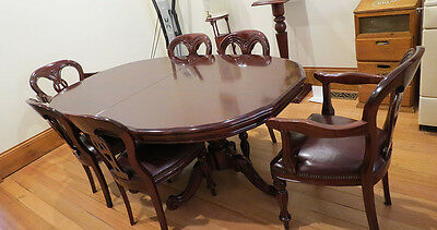 Dining Suite (Antique Style)