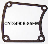 Primary Inspection Cover Gasket; Big Twin Touring models 85-05. Harley Custom.