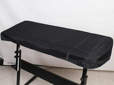 Piano On Stage Keyboard Dust Cover for 61 Key Storage waterproof Black