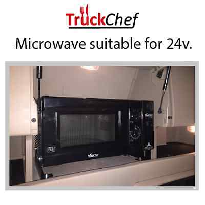TruckChef 24v. Microwave. Truck Microwave. DAF. Iveco. MAN. MB. Renault. Scania.