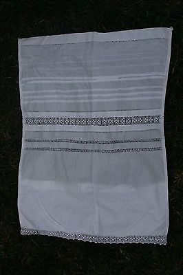 Antique Hand-woven apron,the end of the XIX century,the beginning of the XX (69)