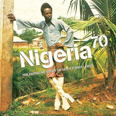 Nigeria 70: The Definitive Story Of 1970s Funky Lagos - 3 x Vinyl LP & 3CD *NEW*