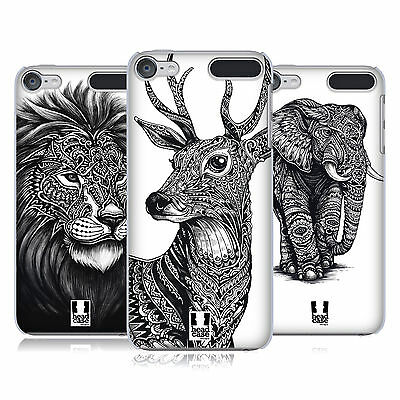 HEAD CASE DESIGNS ORNATE WILDLIFE HARD BACK CASE FOR APPLE iPOD TOUCH MP3