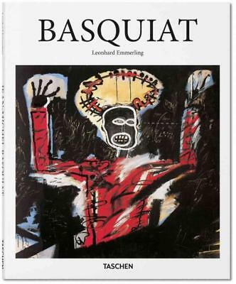 Jean-Michel Basquiat - Emmerling, Leonhard - New Hardcover Book