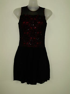 ICE/ DANCE COSTUME LADIES xsmall  NEW