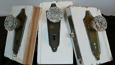 Architectural Glass Door Handles Plates Mortise