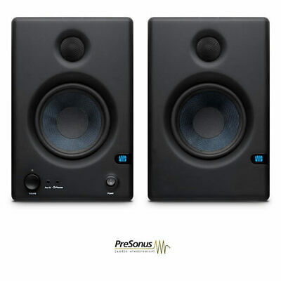 Presonus Eris E4.5 Studio Monitors pair 2 way 4.5 inch Studio Speakers