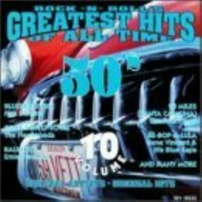 Various Artists : Greatest Rock & Roll Hits of All Time 10 CD