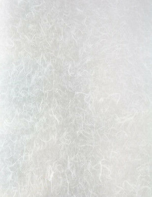Rice Paper for Decoupage Decopatch Scrapbook Craft Sheet Blank Clear White Color