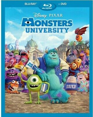 Monsters University (Blu-ray Combo Pack) Blu-ray