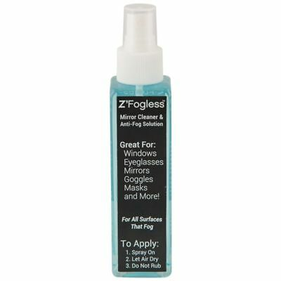 Zadro Z'Fogless Anti-Fog Spray Solution - ZSP2
