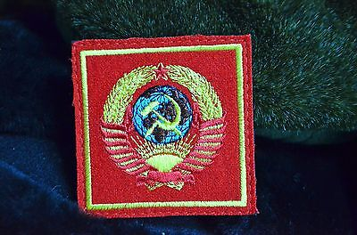 State Emblem of the Soviet Union Russian Tactical army morale military patch