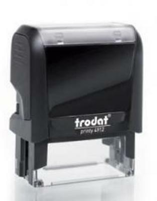 Personalised Garage Rubber Stamp Self Inking Excellent Service & History T4912