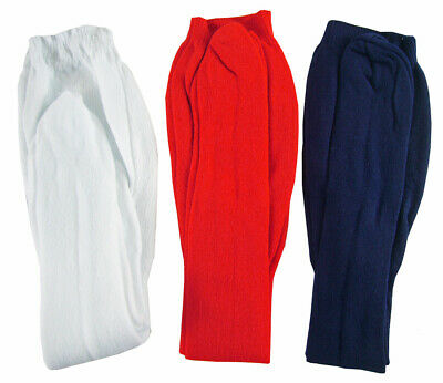 3 Pair Tights Red White Navy Blue fits Chatty Cathy Doll Clothes