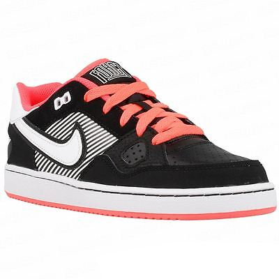 Nike Son of Force Black White Youths Trainers