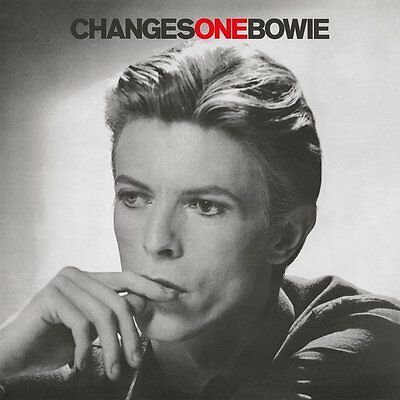David Bowie - CHANGESONEBOWIE (Early Best Of) - 180gram Vinyl LP *NEW & SEALED*