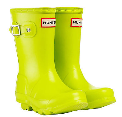 Kids Glow in The Dark Hunter Wellies.. New in Box