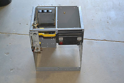 USED Square D MCC Bucket Frame Only (Formerly Contained NEMA 3 Starter)