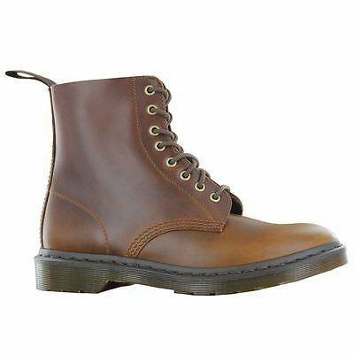 Dr.Martens Pascal Dark Brown Mens Boots