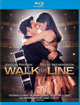 Walk the Line [Blu-ray] Blu-ray