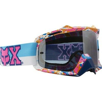 FOX RACING AIRSPACE 360 IMAGE LIMITED EDITION ATLANTA MX GOGGLES w/ TINTED LENS