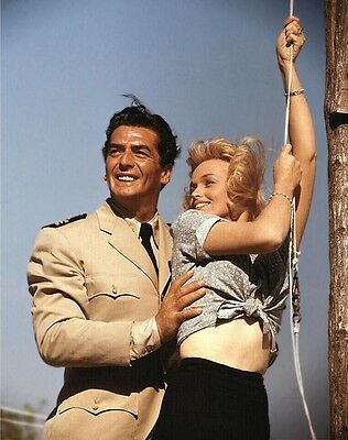 Victor Mature - The Sharkfighters  - 8 1/2 X 11
