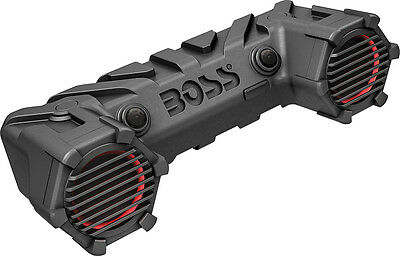 Boss Audio Systems Plug & Play All Terrain Bluetooth Stereo with 450W Amp / LED