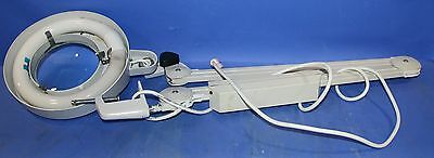 (1) Used Waldmann RLL 122 T Bench Magnifier