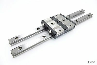 SSR15XV+280LM THK LM Guide Used Linear Bearing 2Rail 4Block stainless CNC Route