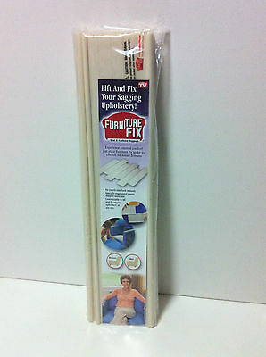 NEW Furniture Fix Seat & Cushion Support System As Seen On TV Factory Sealed