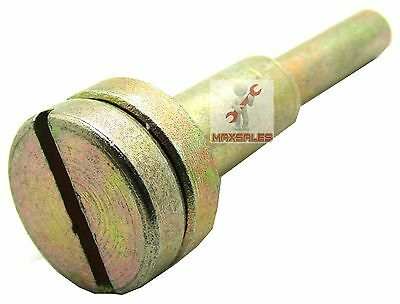 "New Arbor Mandrel Adapter Drill Adaptor for Cut Off Wheels Disc 1/4"" Shank"
