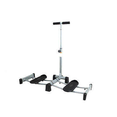 Medicarn Home Gym Cardio Toning Leg King Deluxe Workout Trainer -Easy Fold Store