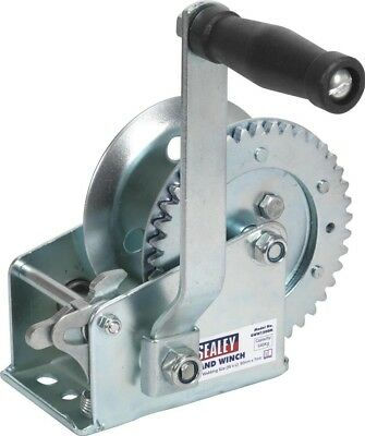 Sealey Geared Hand Winch 540Kg Capacity GWE1200M