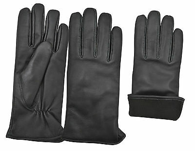 Womens Real Leather Driving Gloves Car Bike Motorcycle Bicycle Cycling Outdoor
