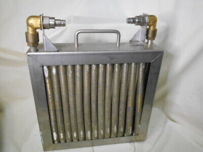 General 42150501 Heat Exchanger Used