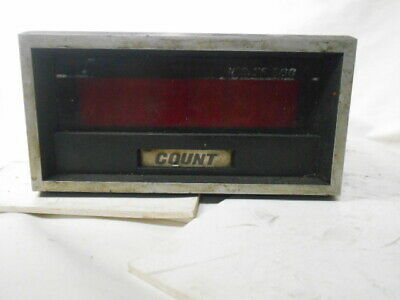 Red Lion Series600 Indicator Used