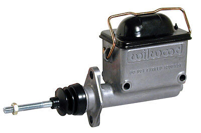 "Wilwood 7/8"" Master Cylinder Cast Aluminum , UMP,  Late Model"