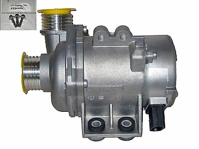 BMW Pierburg water pump and thermostat for models with N52 non-turbo engine