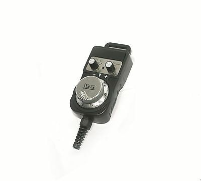 Handy Pulser Handwheel MPG 4 Axis Emergency Stop Enabling Switch MITSUBISHI CNC