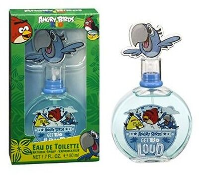 Angry Birds Rio Eau De Toilette 50 Ml