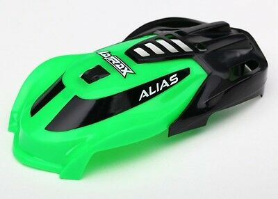 Traxxas [TRA] Green Canopy with Hardware LaTrax Alias 6614 TRA6614