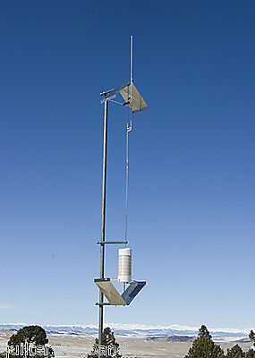 Isotron ISO-AMB-400 AM Broadcast Band Antenna. 0.650 - 1.340 MHz.