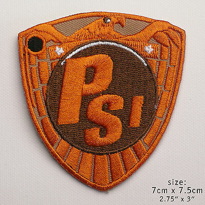 "JUDGE DREDD - ""PSI DIVISION"" Shield 2000AD Large Patch - Judge Anderson,,,"